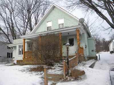 Pembroke Single Family Home For Sale: 98 Glass Street
