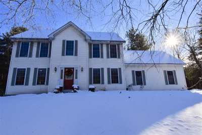 Londonderry Single Family Home For Sale: 4 Sheridan Drive