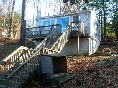 Loudon Single Family Home For Sale: 43 Berry Road