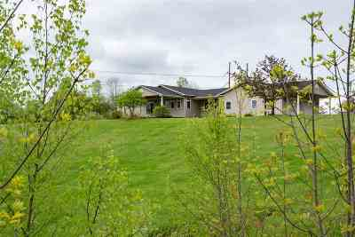 Orleans County Single Family Home For Sale: 285 Community Farm Drive