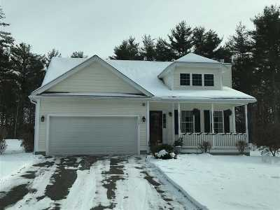 Belknap County Single Family Home For Sale: 7 Trails End
