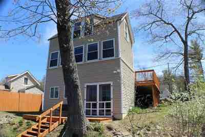 Salem Single Family Home For Sale: 81 Shadow Lake Road