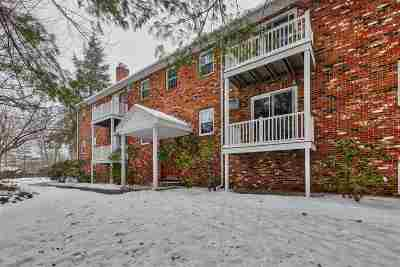 Manchester Condo/Townhouse For Sale: 645 Old Wellington Road #2