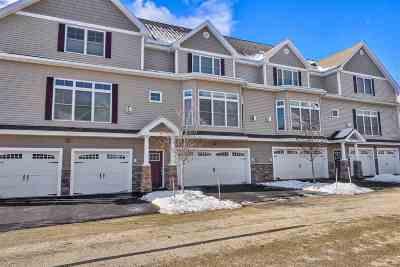 Hooksett Condo/Townhouse For Sale: 3 C Manor Drive #C