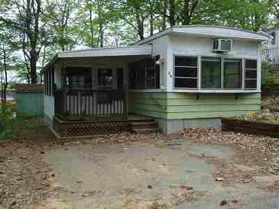 Gilford Mobile/Manufactured For Sale: 9 Sargent Place #54