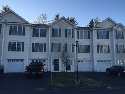 Concord NH Condo/Townhouse For Sale: $173,450