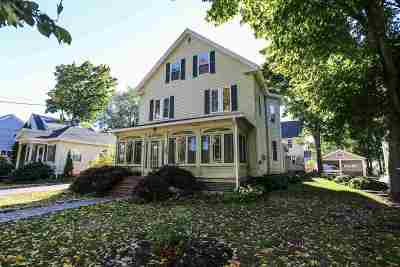 Portsmouth Condo/Townhouse Active Under Contract: 452 Richards Avenue
