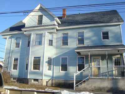 Methuen Multi Family Home Active Under Contract: 110 Lowell Street