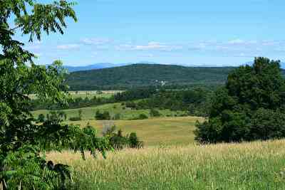 Addison County Residential Lots & Land For Sale: West Street