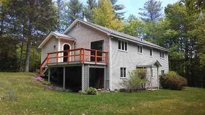 New Hampton Single Family Home For Sale: 30 Birch Way
