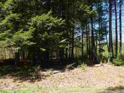 Bradford Residential Lots & Land For Sale: Lot 8 Maple View Drive