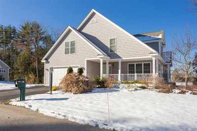 Stratham Single Family Home For Sale: 26 Green Vale Drive