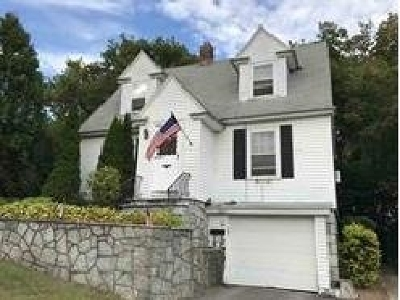 Manchester Single Family Home Active Under Contract: 119 Biron Street