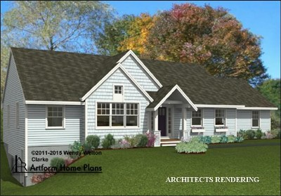 Hooksett Single Family Home For Sale: Lot 38 Churchill Drive