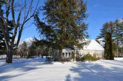 Newbury Single Family Home For Sale: 199 Pleasant View Road
