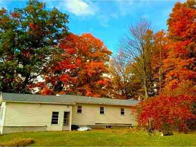 Milton Single Family Home For Sale: 686 Route 7