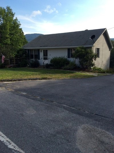 Newbury Single Family Home For Sale: 258 Route 103a Route
