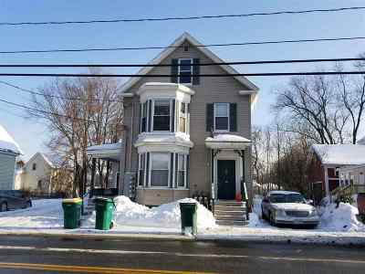Rochester Multi Family Home For Sale: 22 Highland Street