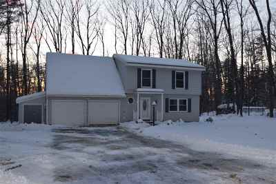 Pembroke Single Family Home Active Under Contract: 412 Deerpath Lane