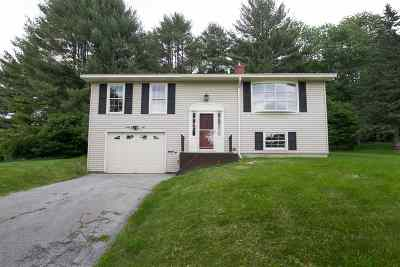 Montpelier Single Family Home For Sale: 28 Deerfield Drive