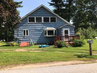 Goffstown Single Family Home For Sale: 126 Moose Club Park Road