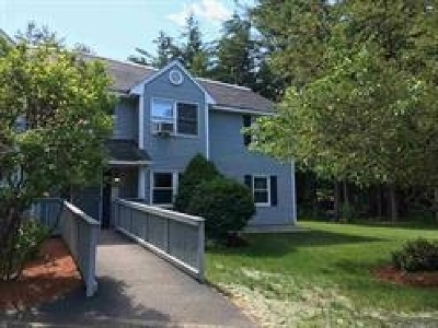 Concord NH Condo/Townhouse For Sale: $89,500