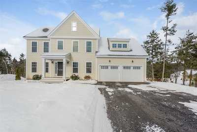 Merrimack Single Family Home For Sale: 3 Windy Hollow Circle