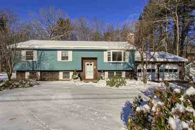 Hudson Single Family Home Active Under Contract: 17 Sand Hill Road