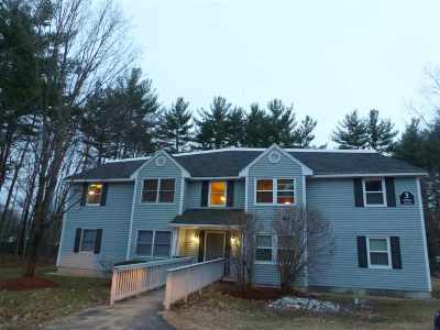 Concord NH Condo/Townhouse For Sale: $99,900