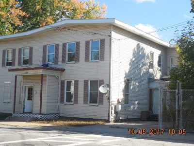 Somersworth Multi Family Home For Sale: 198 Main Street