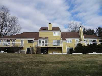 Concord NH Condo/Townhouse For Sale: $279,900