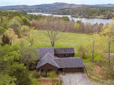 Fairlee Single Family Home For Sale: 692 Quinibeck Road