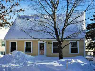 Concord NH Single Family Home For Sale: $185,000