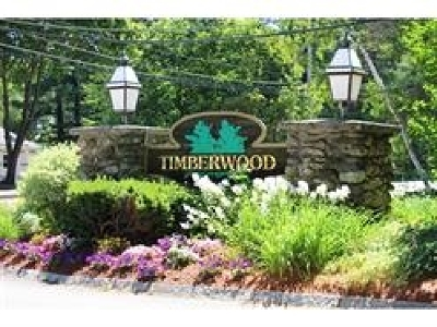 Goffstown Condo/Townhouse For Sale: 3 Timberwood Drive #305