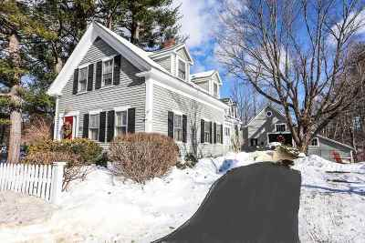 Amherst Single Family Home For Sale: 84 Boston Post Road
