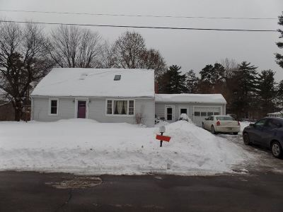 Concord NH Single Family Home For Sale: $192,900