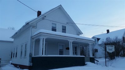 Ashland Single Family Home For Sale: 31 Depot Street