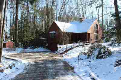 Merrimack Single Family Home For Sale: 26 Brek Drive