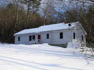 Grafton Single Family Home For Sale: 9 Tunnel Road