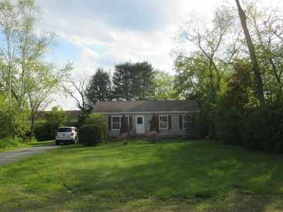 Littleton NH Single Family Home Active Under Contract: $168,000