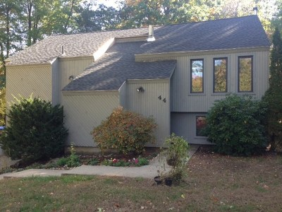 Derry Single Family Home For Sale: 44 Redfield Circle