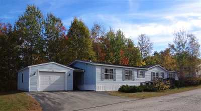 Laconia Single Family Home For Sale: 316 Darby Dr.