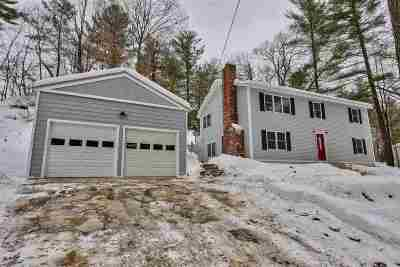 Hudson, Litchfield, Nashua, Londonderry Single Family Home For Sale: 25 New Searles Road