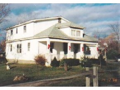 Milton Single Family Home For Sale: 88 Manley Road