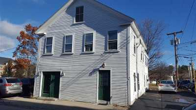 Milford Multi Family Home For Sale: 33 Putnam Street