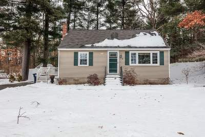 Hudson, Litchfield, Nashua, Londonderry Single Family Home For Sale: 8 Pacific Boulevard