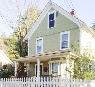 Johnson Multi Family Home Active Under Contract: 320 Lower Main West Street
