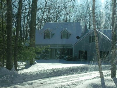 Rochester Single Family Home For Sale: 39 Blue Hills Drive