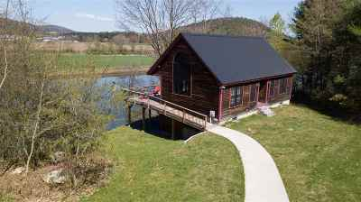 Orford Single Family Home For Sale: 1383 Nh Rte 10 Route