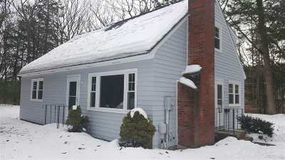 Goffstown Single Family Home Active Under Contract: 25 Pineridge Street